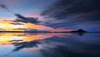 Lake Myvatn Reflections Fine Art Print