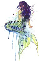 Mermaid Fine Art Print