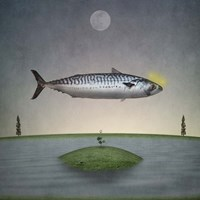 Holy Mackerel Fine Art Print