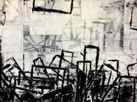 Black & White Abstract Fine Art Print