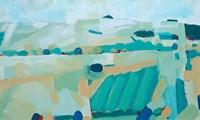 Down the Wylye Fine Art Print