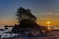 Botany Bay Sunset Fine Art Print