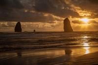 Monolith Sunset Fine Art Print