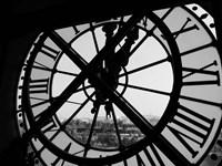 Clock Tower Fine Art Print