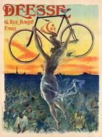 Deesse Cycles Fine Art Print