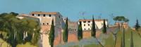 Monastero di San Girolamo Fine Art Print