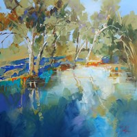 Cobram Creek Fine Art Print