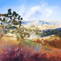 King Valley Fine Art Print