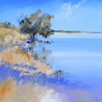 Lake Bolac Fine Art Print