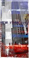 New York Sky II Fine Art Print