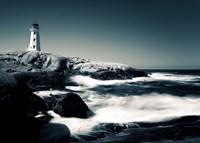 Lighthouse, Peggy's Cove Fine Art Print