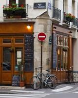 Rue de la Colombe Fine Art Print