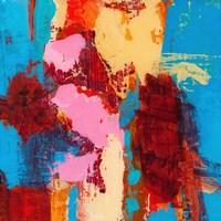 Folded Sunset II Fine Art Print