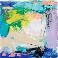 Violet Vigor I Fine Art Print