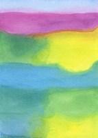Distressed Landscape 4 Fine Art Print