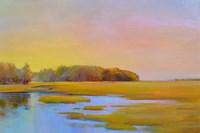Summer Marsh 2 Fine Art Print