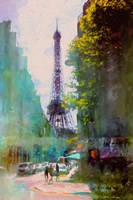 Paris Street Fine Art Print