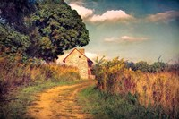 Webb Farm House Fine Art Print