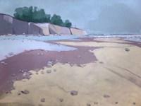 Fourth Cliff Fine Art Print