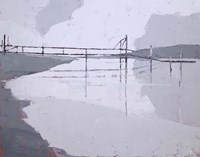 Tidal River Fine Art Print