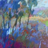 Color Field 44 Fine Art Print