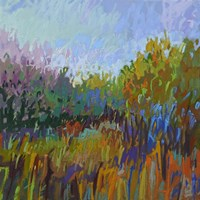 Color Field 62 Fine Art Print