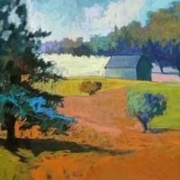 Paysage Cinq Fine Art Print