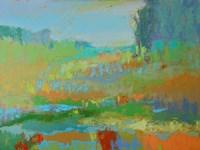 Southern View II Fine Art Print