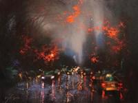 Rainy Day 6 Fine Art Print