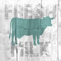 Fresh Milk Fine Art Print