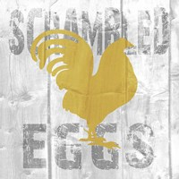 Scrambled Eggs Fine Art Print