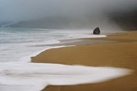 Foggy Beach Fine Art Print
