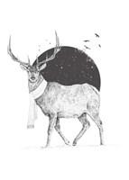 Winter Is All Around Fine Art Print