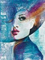 Angie Fine Art Print