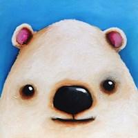 The Polar Bear Fine Art Print