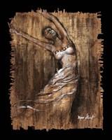 Graceful Motion II Fine Art Print