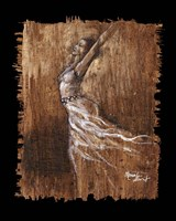 Graceful Motion IV Fine Art Print