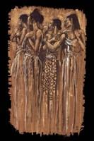 Sisters in Spirit Fine Art Print