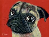 Pugly Fine Art Print