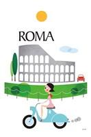 Roma Fine Art Print