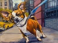 Fetch Cab Fine Art Print