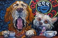 One Cup Shy Fine Art Print