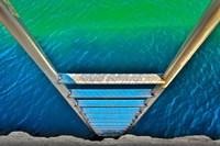 Sea Ladder Fine Art Print