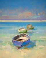 Caribbean Beach Fine Art Print