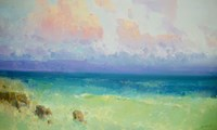 Ocean Side - Pacific Highway Fine Art Print