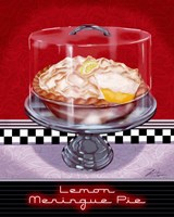 Lemon Meringue Pie Fine Art Print