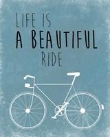 A Beautiful Ride Fine Art Print