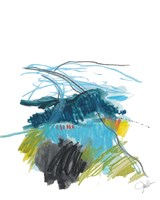 Abstract Landscape No. 33 Fine Art Print