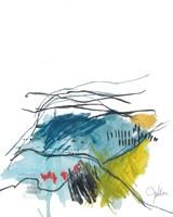 Abstract Landscape No. 35 Fine Art Print