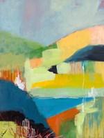 Coastal Hills Fine Art Print